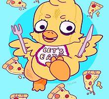 Let's Eat, Kids! by FantasyFawn