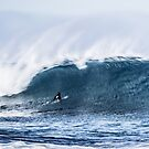 BLURRED-WAVE-0065 by Paul Foley