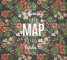 Maroon 5 Maps by emilydias