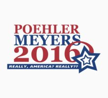 Poehler/Meyers 2016 T-Shirt