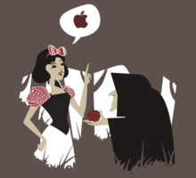 Snow White and Apple  by cinematography
