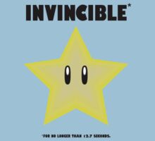 Invincible*  by Lauramazing