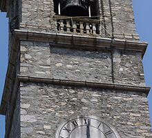 old steeple of the church by spetenfia
