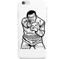 762Ballistic Target - The Thug iPhone Case/Skin
