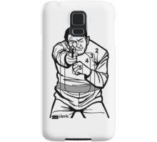 762Ballistic Target - The Thug Samsung Galaxy Case/Skin