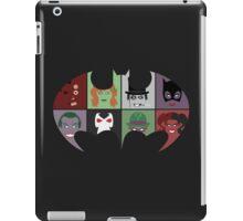 Bat Villains iPad Case/Skin