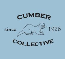 Cumbercollective Otter T-shirt by kittenrage221