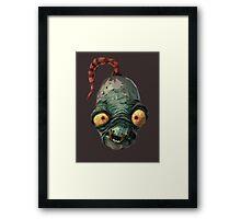 Oddworld - Abe Framed Print