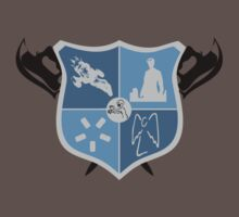 Joss Whedon Coat of Arms  by Shaun Beresford