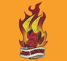 Beelzebub Six: Abner Asbestos by JoesGiantRobots