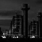 Industrial Park by Buckwhite