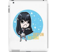 Kiryuuin Satsuki iPad Case/Skin