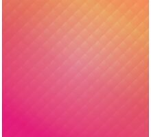 Abstract geometric colorful background, pattern by BlueLela