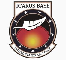 Icarus Base SGU by Paul Elder