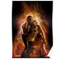 The Ashes and the Fire Poster