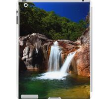 Twin Waterfall iPad Case/Skin
