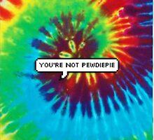 You're Not PewDiePie by KJELLBERGS