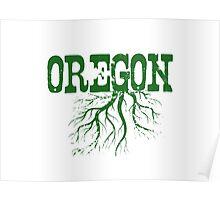 Oregon Roots Poster