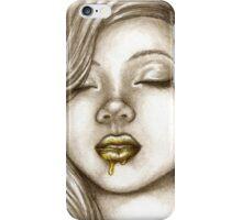 Sticky Lips iPhone Case/Skin