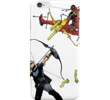 Hawkpool iPhone Case/Skin