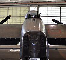 Lancaster in Repose by srosu