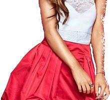 Ariana Grande - Cosmo by karenguyen