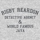 Rigby Reardon Detective Agency by MastoDonald