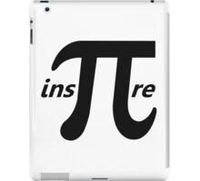 Inspire Inspirational Pi Symbol iPad Case/Skin