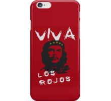 CHE GUEVARA - THE RED iPhone Case/Skin