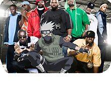 Wu-Tang Clan Kakashi by robkillsyou