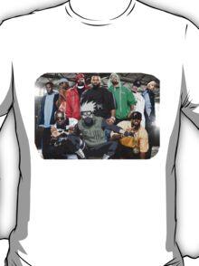 Wu-Tang Clan Kakashi T-Shirt