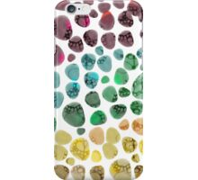Colorful Fossil Stone Field iPhone Case/Skin