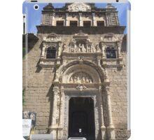 Madrid- Building 7 iPad Case/Skin