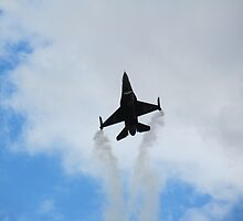 F16 Slow Pass by AndyEssex41
