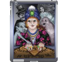 Madame Lovina's Haunted Talking Board iPad Case/Skin