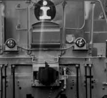 locomotive 7738 Sticker