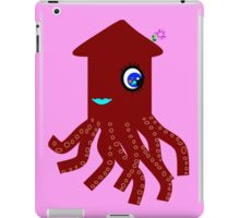 Little Miss Squid iPad Case/Skin