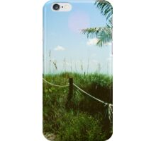 Dune Path at Dania Beach iPhone Case/Skin