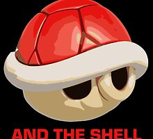 The Shell giveth, and The Shell taketh away by Connor Keane