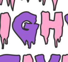 Men's Frights Activist Sticker