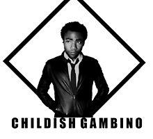 Childish Gambino by Sarah Russ
