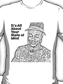 Dizzy Wright - State of Mind T-Shirt