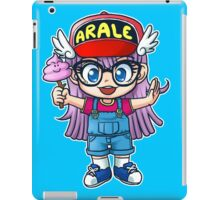 Arale - Dr. Slump iPad Case/Skin