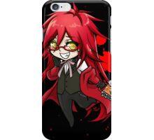 Kuroshitsuji - Grell iPhone Case/Skin