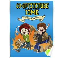 Co-Optitude Time 2014 Poster