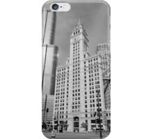 The old and the new - Chicago USA iPhone Case/Skin