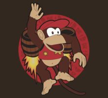 Diddy Kong by arcane-fire