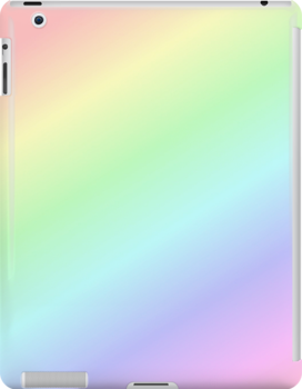 NEW TO REDBUBBLE - A RAINBOW RANGE  by Colleen2012