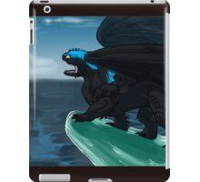 Defender of Berk - Alpha Toothless iPad Case/Skin
