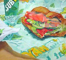 Sandwich by Fernando Barrientos